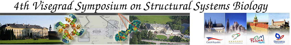 4th Visegrad Symposium on Structural Systems Biology |