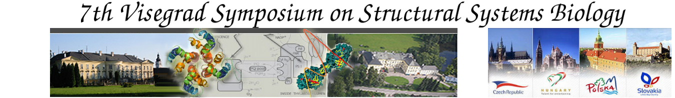 7th Visegrad Symposium on Structural Systems Biology |